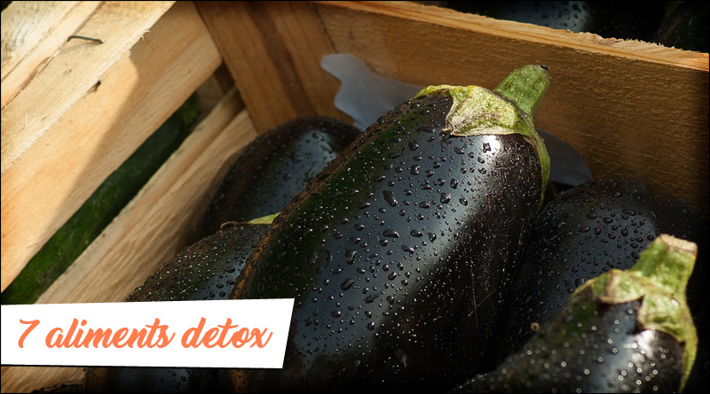 aubergine detox