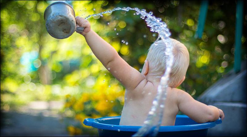 Nos conseils pour le bain de votre bébé
