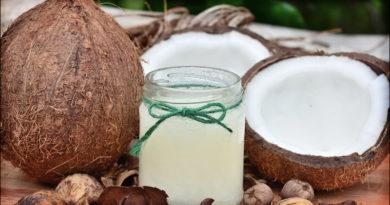 meilleures utilisations de l'huile de coco