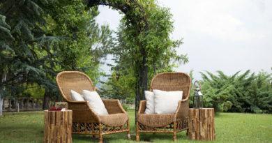 fauteuils jardin