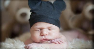 les régurgitations de bébé