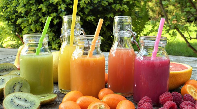 10 smoothies originaux