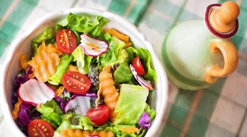 salade en bocaux d'été
