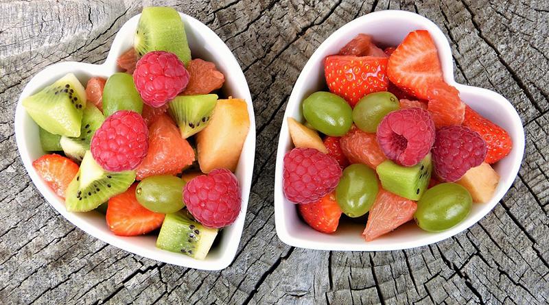 Salade de fruits jolie, jolie