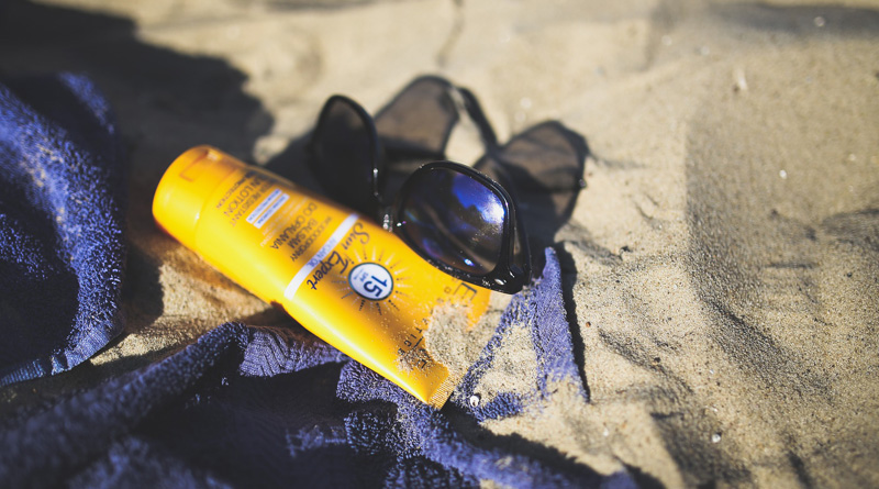 protection bronzage