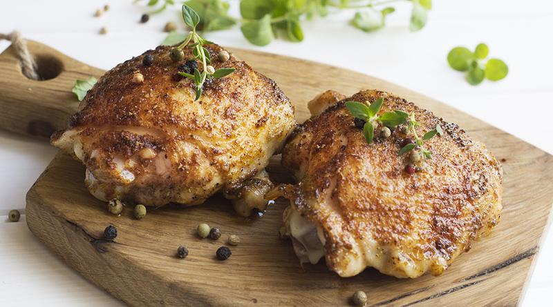 Rapides & raffinées, 4 recettes de poulet !