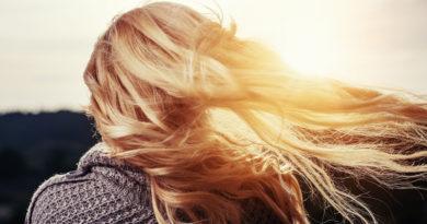 Protection cheveux soleil