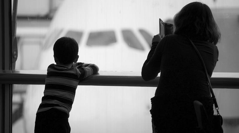 voyager enfants