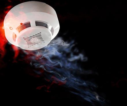 detecteur de fumée