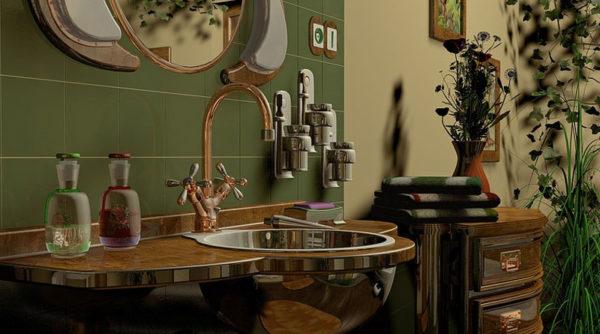 5 façons de relooker votre salle de bain sans vous ruiner