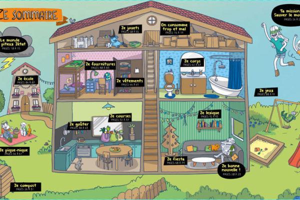 L'écologie : 4 livres pour approfondir le sujet avec vos enfants