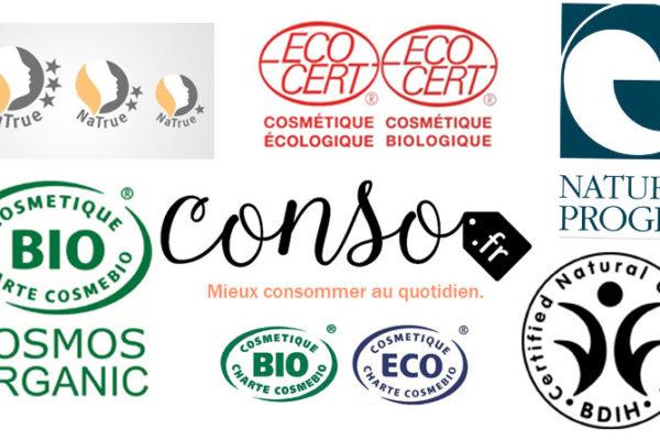 On vous explique : les labels bio pour les cosmétiques