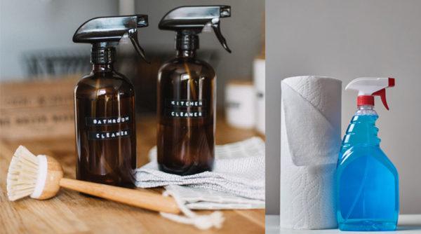 5 produits de la vie quotidienne à fabriquer maison