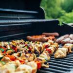 Barbecue-couv