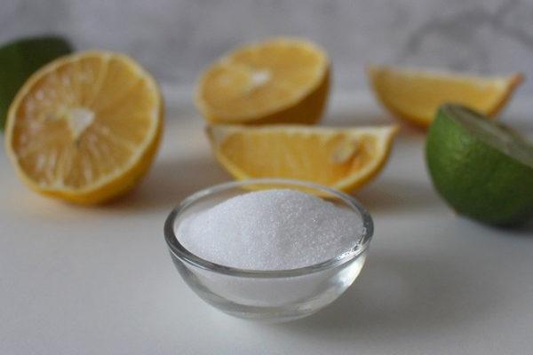 Acide citrique : 10 utilisations pour toute la maison